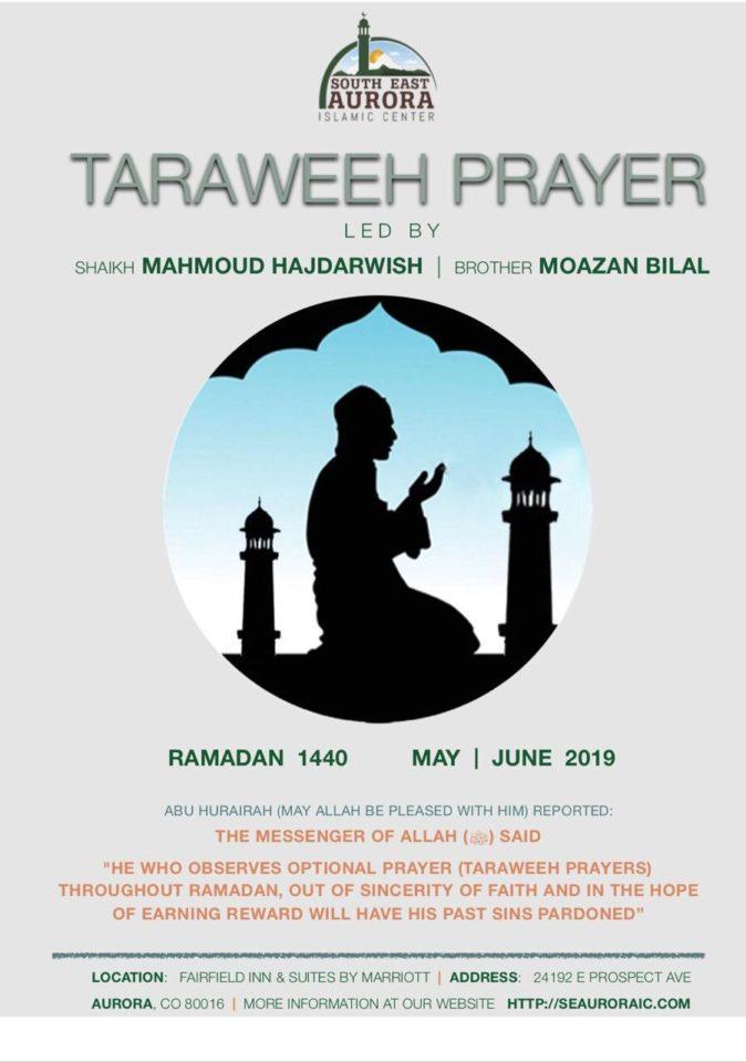 Taraweeh Information